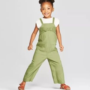 Girls 2 Piece Jumpsuit